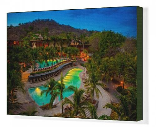 canvas-print-of-four-seasons-resort-in-guanacaste-costa-rica-central-america