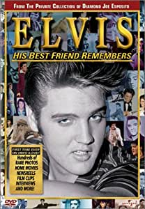 Elvis: His Best Friend Remembers (Full Screen)