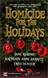 Homicide For The Holidays (Worldwide Library Mysteries)