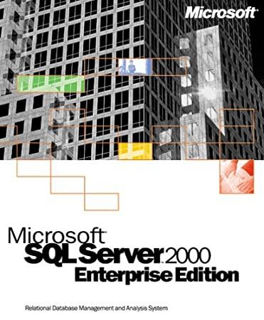 Microsoft SQL Server 2000 Enterprise Edition English - 1 Processor License [Old Version]