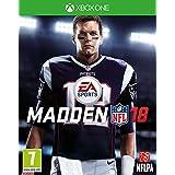 Madden NFL 18 (Xbox One) UK IMPORT REGION FREE