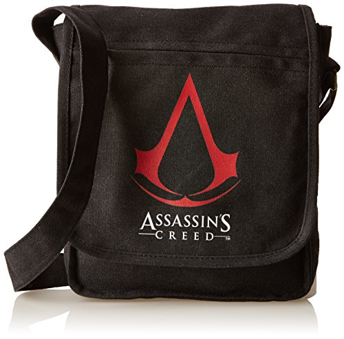 Abystyle Assassin's Creed Logo Crest - Borsa a tracolla
