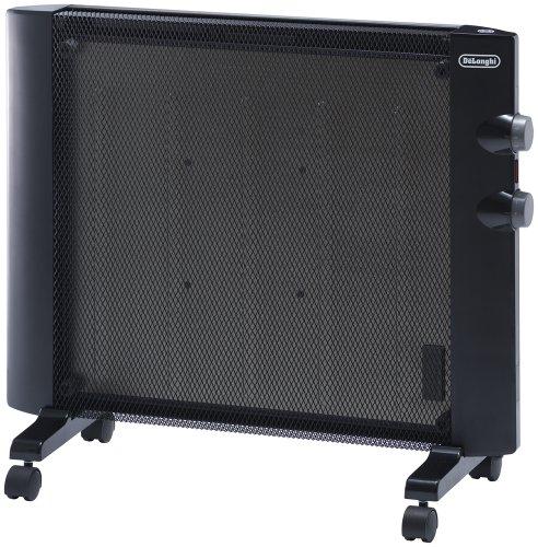 Delonghi マイカパネルヒーター 【2~6畳】 ブラック HMP900J-B