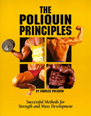 The Poliquin Principles by Charles Poliquin