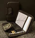 Compact & Portable Sketch Folio 1 Drawing Kit with Art Supplies