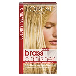 Product Image L'Oreal Colorist Secrets Brass Banisher