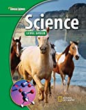 Glencoe iScience: Level Green, Student Edition (INTEGRATED SCIENCE)