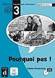 echange, troc Michèle Bosquet, Yolanda Rennes, Matilde Martinez Sallés - Pourquoi pas! 3. cuaderno de ejercicios + CD