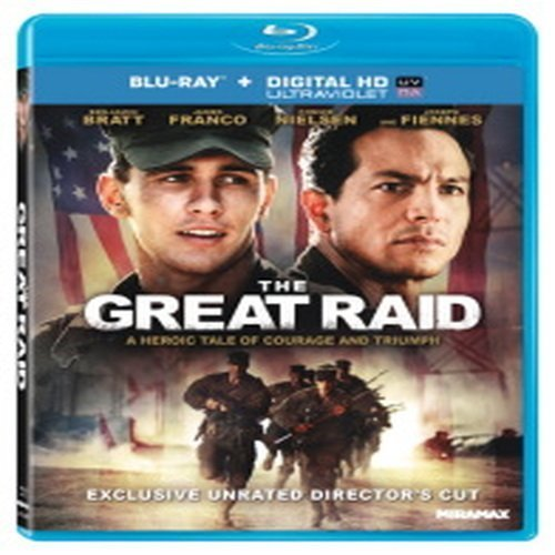 The Great Raid [Blu-ray] by Miramax Lionsgate