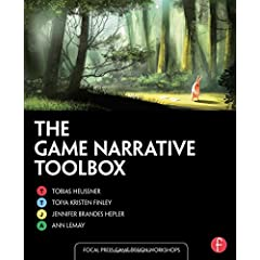 The Game Narrative Toolbox from Focal Press