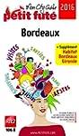Bordeaux 2016 Petit Fut� (avec photos...