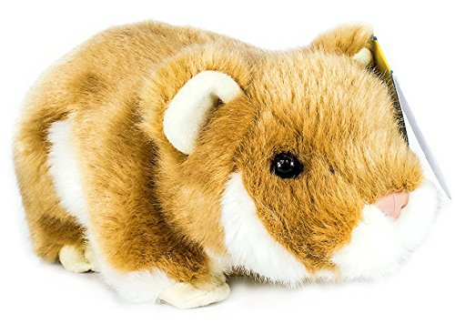 Chippy the Hamster | 7.5 Inch Stuffed Animal Plush Gerbil | By Tiger Tale Toys
