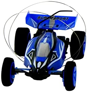 Amazon.com: Super Buggy Self Righting Mini RC Car with