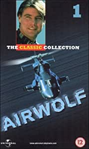 Airwolf: The Classic Collection - Volume 1 (Box Set) [VHS]