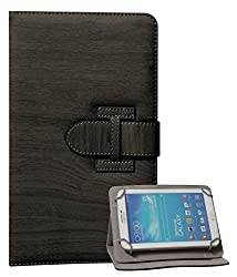 DMG Swivel Stand Flip Cover for XOLO Play Tegra Note Tablet (Black)