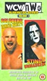 WCW/NWO Superstar Series Vol. 1: Goldberg - Who's Next? / Sting - Unmasked! [VHS]