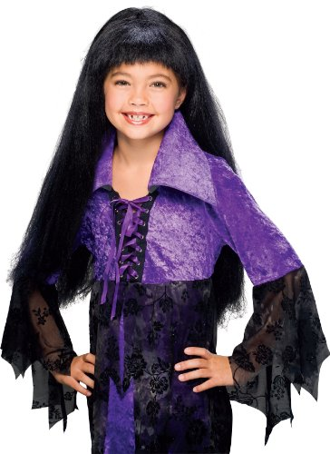 Rubies Child Esmeralda Wig - 1