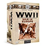 Cover art for  WW II: War in Europe