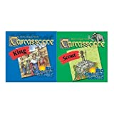 Carcassonne King & Scout Game