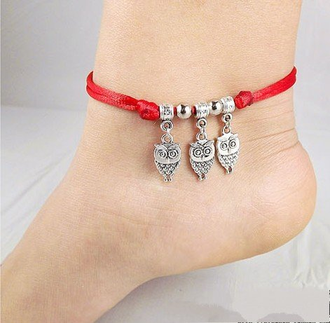 Tibetan Silver Sterling Silver Bangle Anklet Chain Bracelet Jewellery Quality Style NO.10141
