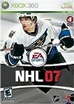 NHL 07 2007 COMPLETE Microsoft XBOX 3...