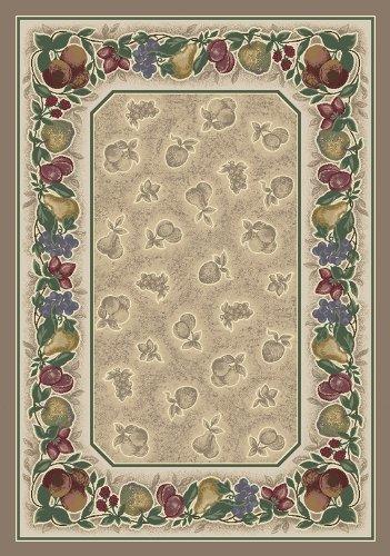 Tuscany Vine Rug - Sandstone Antique (2'1