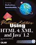 Platinum Edition Using HTML 4, XML an...