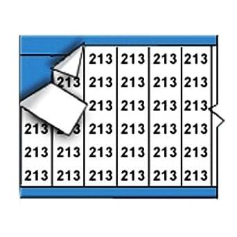 Marker Card alambre (25 tarjetas): Amazon.com: Industrial & Scientific