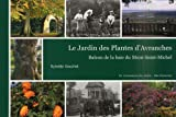 Le Jardin des Plantes d'Avranches : Balcon de la baie du Mont-Saint-Michel