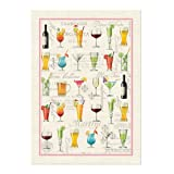 Michel Design Works Kitchen Towel, Cocktail Hour
