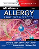 Middleton's Allergy 2-Volume Set: Principles and Practice (Expert Consult Premium Edition - Enhanced Online Features and Print), 8e (Middletons Allergy Principles and Practice)