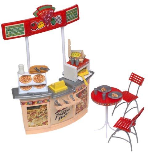 Barbie Pizza Hut Restaurant Playset