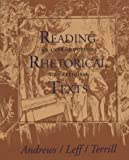 img - for Reading Rhetoric Texts: An Introduction to Criticism book / textbook / text book