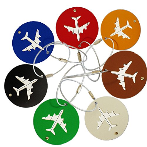 kmool-aluminium-airbus-luggage-tag-travel-lable-pack-of-7-round