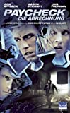 echange, troc Paycheck - Die Abrechnung [VHS] [Import allemand]