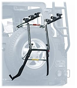 Allen Deluxe 3-bike Spare Tire Mount Rack