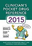 Clinicians Pocket Drug Reference 2015 (Pocket Reference)