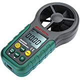 Mastech MS6252A Portable Digital Anemometer Handheld LCD Electronic Wind Speed Air Volume Measuring Meter Backlight