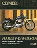 img - for Harley-Davidson XL/XLH Sportster 1986-2003 (Clymer Motorcycle Repair) (Clymer Motorcycle Repair) (Clymer Motorcycle Repair) by Mike Morlan ( 2007 ) Paperback book / textbook / text book