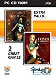 Tomb Raider and Tomb Raider 2 Double Pack (PC CD)