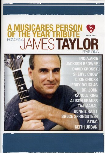 James Taylor: Musicares Person Of The Year Tribute [DVD] [NTSC]