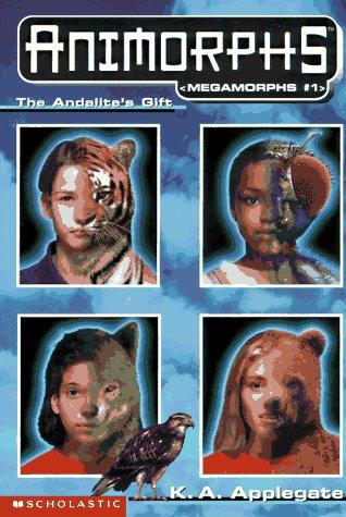 Image for Animorphs Megamorphs #01: The Andalite's Gift (Animorphs)