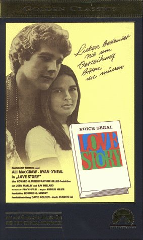 Love Story [VHS]