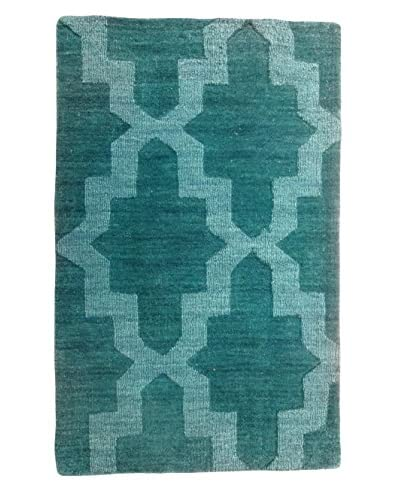 Jaipur Rugs One-of-a-Kind Rug, Blue, 2' x 3'