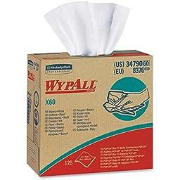 KIM34790 - Kimberly-clark WypAll X60 Teri-Wipes