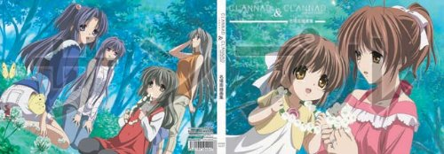 CLANNAD クラナド AND CLANNAD AFTER STORY クラナド アフターストーリー 名場面線画集