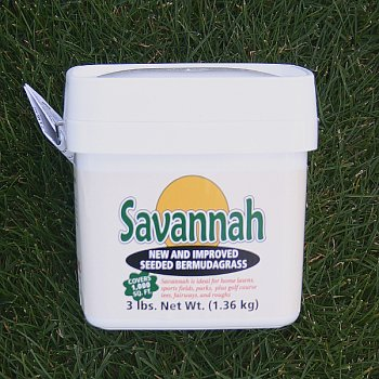 Savannah Bermudagrass 3lb.