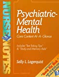 img - for Psychiatric-Mental Health (Nursenotes) book / textbook / text book