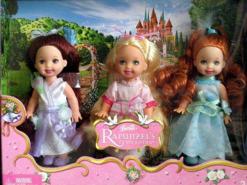 Barbie Kelly Rapunzel