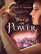 Touch of Power (Healer) by Maria V. Snyder cover image